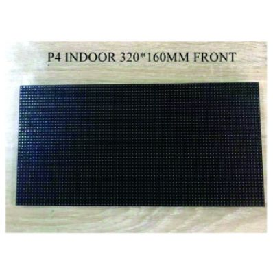 P4 Indoor Led 320*160mm Display Screen